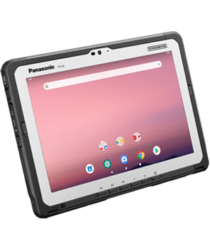 The N1 is one of the thinnest and most lightweight handheld tablets for logictics