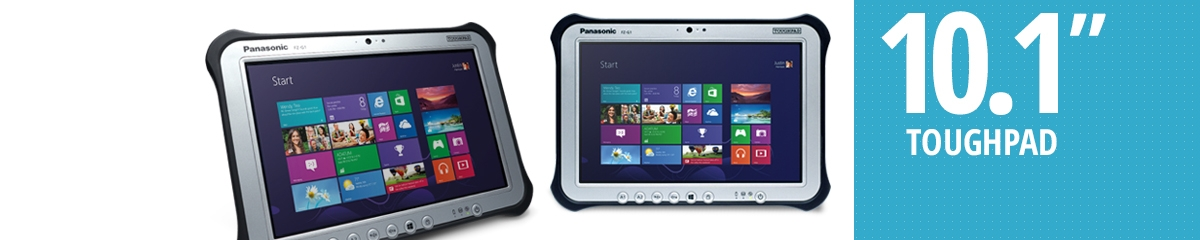 10.1-inch Toughpad Tablets  Tablets | Computer Products -  Panasonic Business Singapore