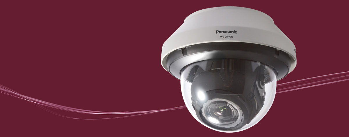 Panasonic, Security camera, panasonic product, panasonic business, 4K Überwachungskamera, cctv