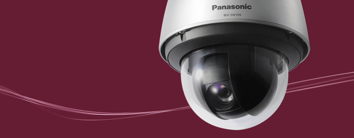 PTZ Dome, Rainwash Coating, Full HD, Security Camera