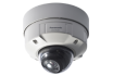 HD / 1,280 x 720 60 fps H.264 Vandal Resistant Network Camera featuring Super Dynamic