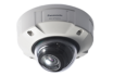 Vandal Resistant & Waterproof Long Focus-Type Dome Network Camera