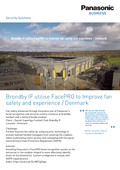 Brondby IF utilise FacePRO to Improve fan safety and experience Case study