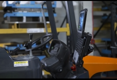 CF-20 - Warehouse Forklift 1