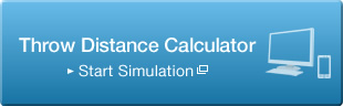Throw Distance Calculator Start Simulation
